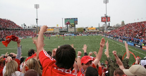 BMO Field, where Canada will hope to host a playoff game